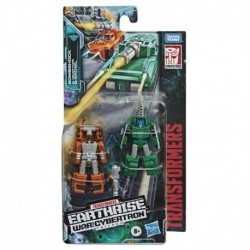 Transformers Generations War for Cybertron: Earthrise Micromaster WFC-E4 Military Patrol 2-Pack