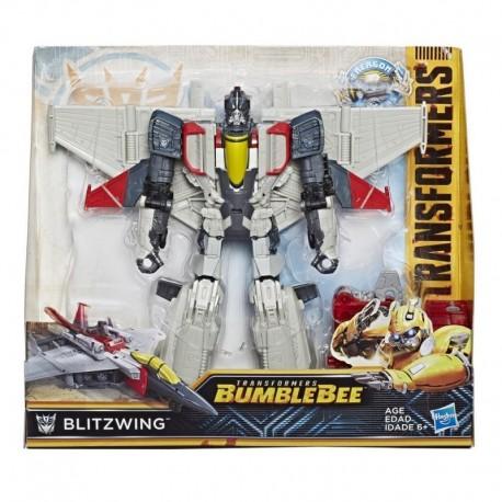 Transformers: Bumblebee - Energon Igniters Nitro Series Blitzwing
