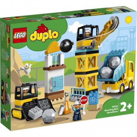 LEGO DUPLO Town 10932 Wrecking Ball Demolition