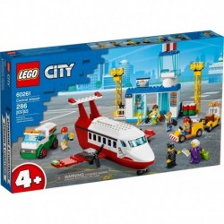 LEGO City Airport 60261 Central Airport