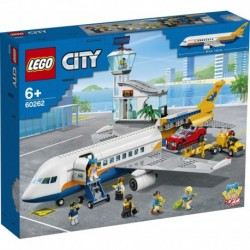LEGO City Airport 60262 Passenger Airplane