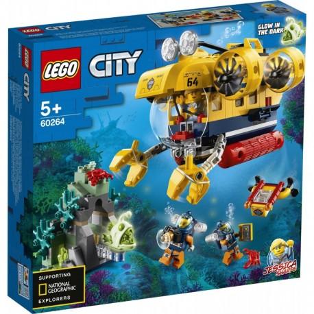 LEGO City Oceans 60264 Ocean Exploration Submarine