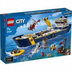 LEGO City Oceans 60266 Ocean Exploration Ship