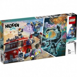 LEGO Hidden Side 70436 Phantom Fire Truck 3000