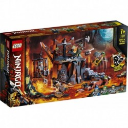 LEGO Ninjago 71717 Journey to the Skull Dungeons