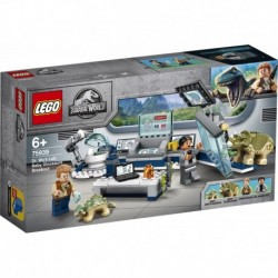 LEGO Jurassic World 75939 Dr. Wu's Lab: Baby Dinosaurs Breakout?