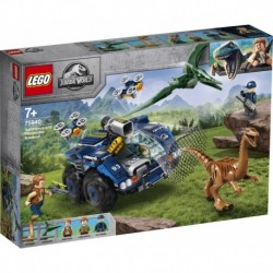 LEGO Jurassic World 75940 Gallimimus and Pteranodon Breakout