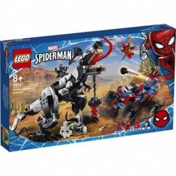 LEGO Marvel Super Heroes 76151 Venomosaurus Ambush