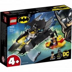 LEGO DC Comics Super Heroes 76158 Batboat The Penguin Pursuit!