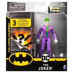 Batman 4-Inch Action Figure Joker