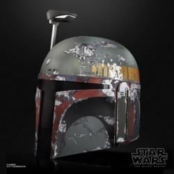 Star Wars The Black Series Boba Fett Premium Electronic Helmet, Star Wars: The Empire Strikes Back Roleplay Helmet