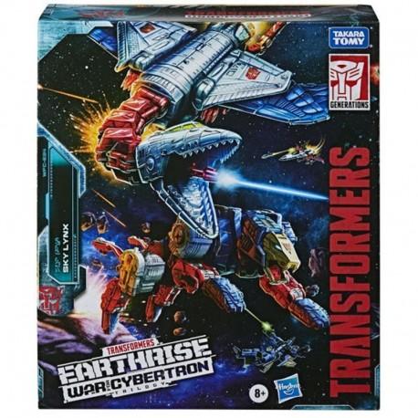 Transformers Generations War for Cybertron Earthrise Leader WFC-E24 Sky Lynx