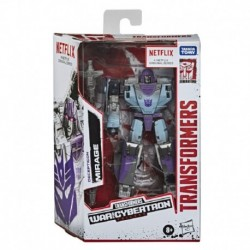 Transformers Netflix Series Decepticon Mirage