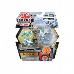Bakugan Armored Alliance DX and Baku Gear Pack 01 - Pegatrix V2 White
