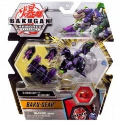 Bakugan Armored Alliance DX and Baku Gear Pack 01 - Howlkor V2 Black