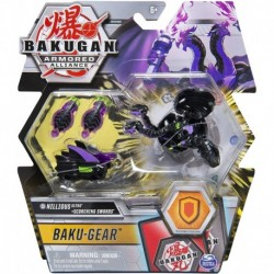 Bakugan Armored Alliance DX and Baku Gear Pack 01 - Nillious V2 Black