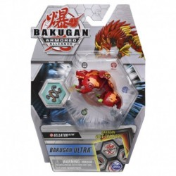 Bakugan Armored Alliance DX Pack 01 - Salamander Red