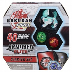 Bakugan Armored Alliance Starter Set 01 - Hydorous V2 White