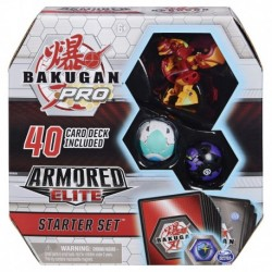 Bakugan Armored Alliance Starter Set 01 - Harpy Red