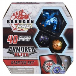 Bakugan Armored Alliance Starter Set 01 - Howlkor V2 Blue