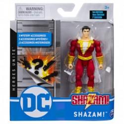 DC Comics 4-Inch Action Figure Sh- Shazam S1 V1 M1