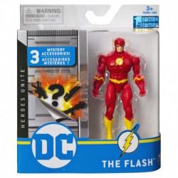 DC Comics 4-Inch Action Figure - Flash S1 V2 SuperRare M1