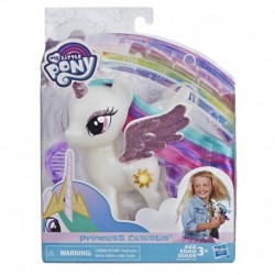 My Little Pony Princess Celestia Sparkling 6-inch Figure