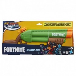 Nerf Super Soaker Fortnite Pump-SG Water Blaster