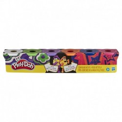 Play-Doh Modeling Compound Split and Share 6-Pack For Me and You