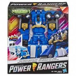 Power Rangers Beast Morphers Beast Wheeler Converting Zord Action Figure