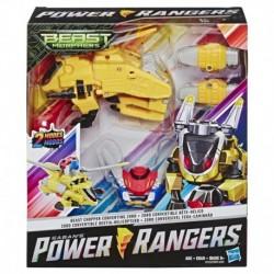 Power Rangers Beast Morphers Beast Chopper Converting Zord Action Figure