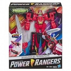 Power Rangers Beast Morphers Beast Racer Zord Power Rangers Converting Action Figure