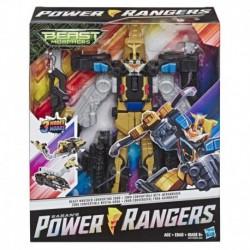 Power Rangers Beast Morphers Beast Wrecker Zord Power Rangers Converting Action Figure