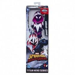 Marvel Spider-Man Maximum Venom Titan Hero Ghost-Spider