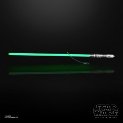 Star Wars The Black Series Force FX Lightsaber Kit Fisto