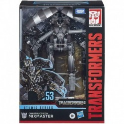 Transformers Studio Series 53 Voyager Class Revenge of the Fallen Constructicon Mixmaster Action Figure