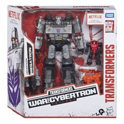 Transformers War for Cybertron Series-Inspired Megatron Battle 3-Pack