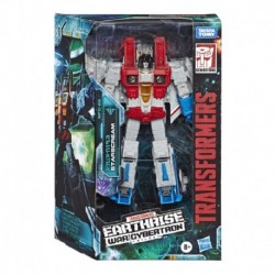 Transformers Toys Generations War for Cybertron: Earthrise Voyager WFC-E9 Starscream