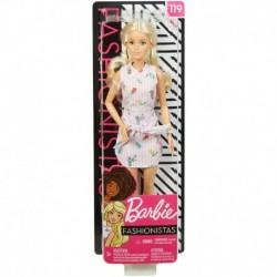 Barbie Fashionistas Doll 119 - Original with Blonde Hair