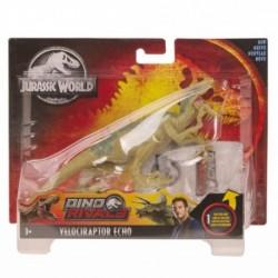 Jurassic World Attack Pack Dino Rival Velociraptor Echo
