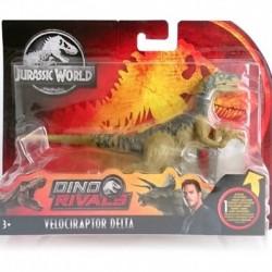 Jurassic World Attack Pack Dino Rival Velociraptor Delta