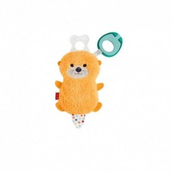 Fisher-Price Clipimals Universal Pacifier Holder - Otter