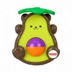 Fisher-Price Avocado Bat-At-Bear