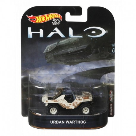 Hot Wheels Halo: Urban Warthog