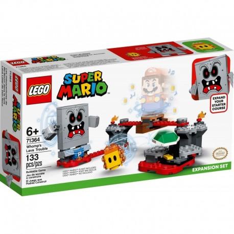 LEGO Super Mario 71364 Whomp's Lava Trouble Expansion Set