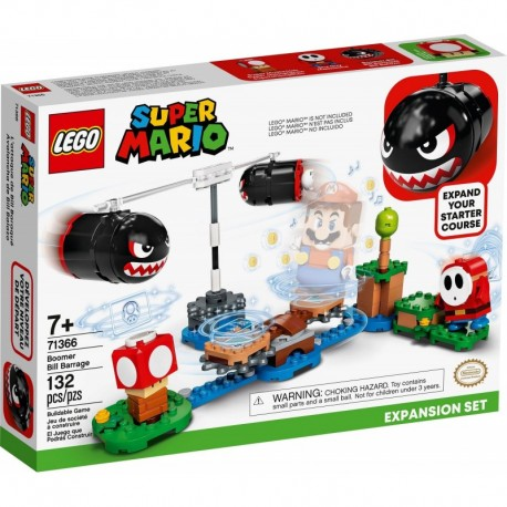 LEGO Super Mario 71366 Boomer Bill Barrage Expansion Set
