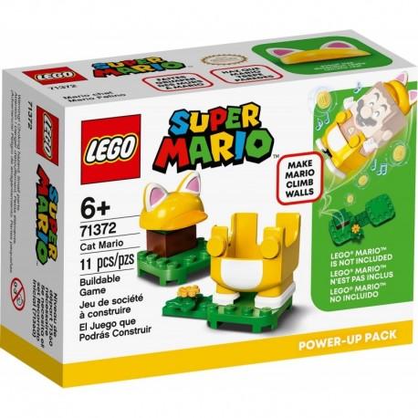 LEGO Super Mario 71372 Cat Mario Power-Up Pack