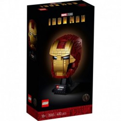 LEGO Super Heroes 76165 Iron Man Helmet