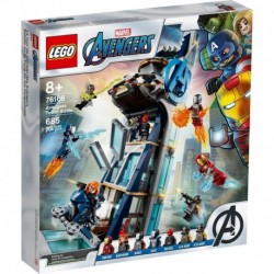LEGO Super Heroes 76166 Avengers Tower Battle