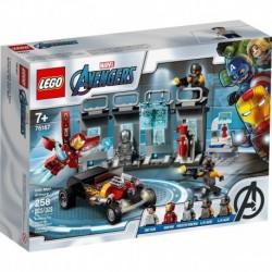 LEGO Super Heroes 76167 Iron Man Armory